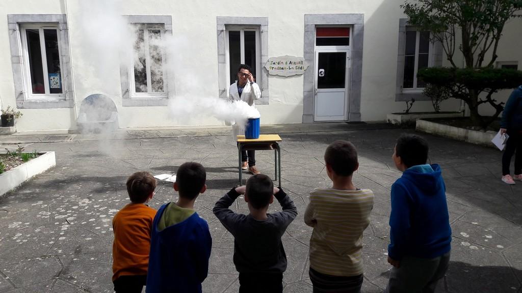 La semaine des APELs : Faire des sciences, c'est passionnant !